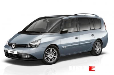 Renault Espace презентован