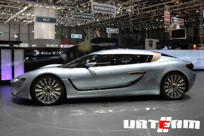 QUANT e-Sportlimousine – инновация в мире авто