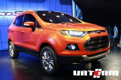 Ford EcoSport завершает испытания