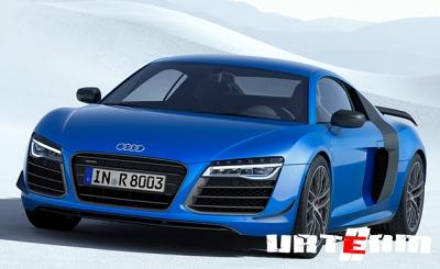 Audi переходит на новое освещение