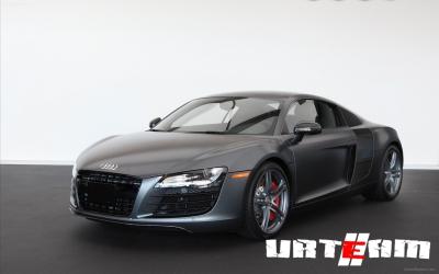 Audi наращивает мощность?