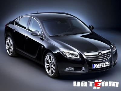 Opel Insignia снова лидер