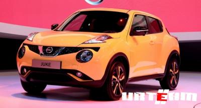 Nissan Juke – 2014: в меру обновился