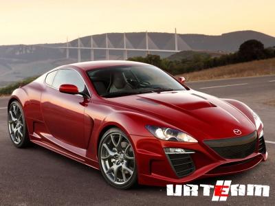 Все ждут появления Mazda RX-7