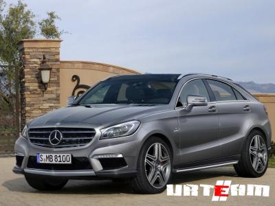 Mercedes-Benz MLC появится в 2015 году