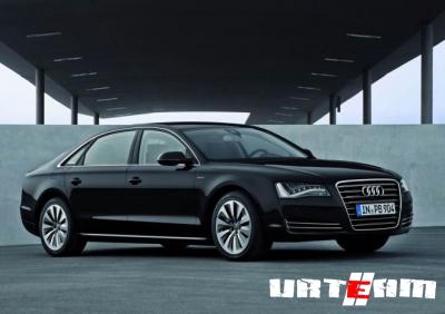 Audi A8 2016: снова новый?
