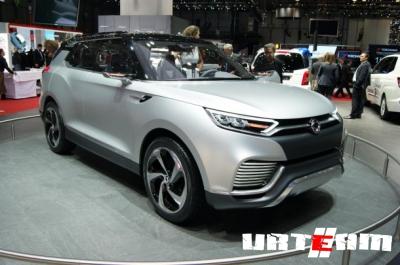 "Ssangyong X100 2015  - первая ""ласточка""?"