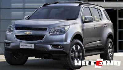 Какой будет новая модель Chevrolet Niva?