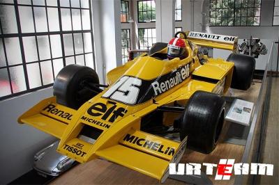 Компания Renault выпустила новую модель гоночного болида - R.S. 01