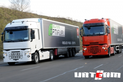 Renault Trucks покажет лабораторию на колесах