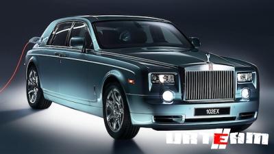 Rolls-Royce: электрокар или нет?