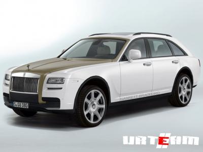 Rolls-Royce выпустит кроссовер к 2017 году
