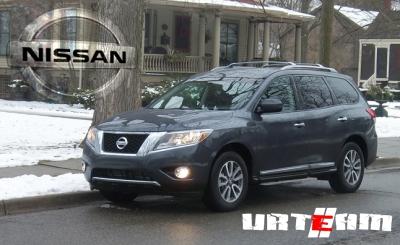 Россия будет производить новый внедорожник Nissan Pathfinder