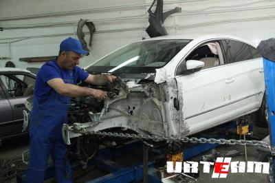 Центр кузовного ремонта автомобилей «Автопилот»